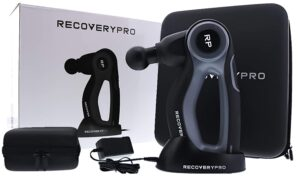 Pistola de masaje muscular recoverypro