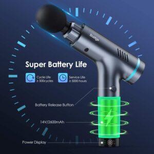 Dustgo batería